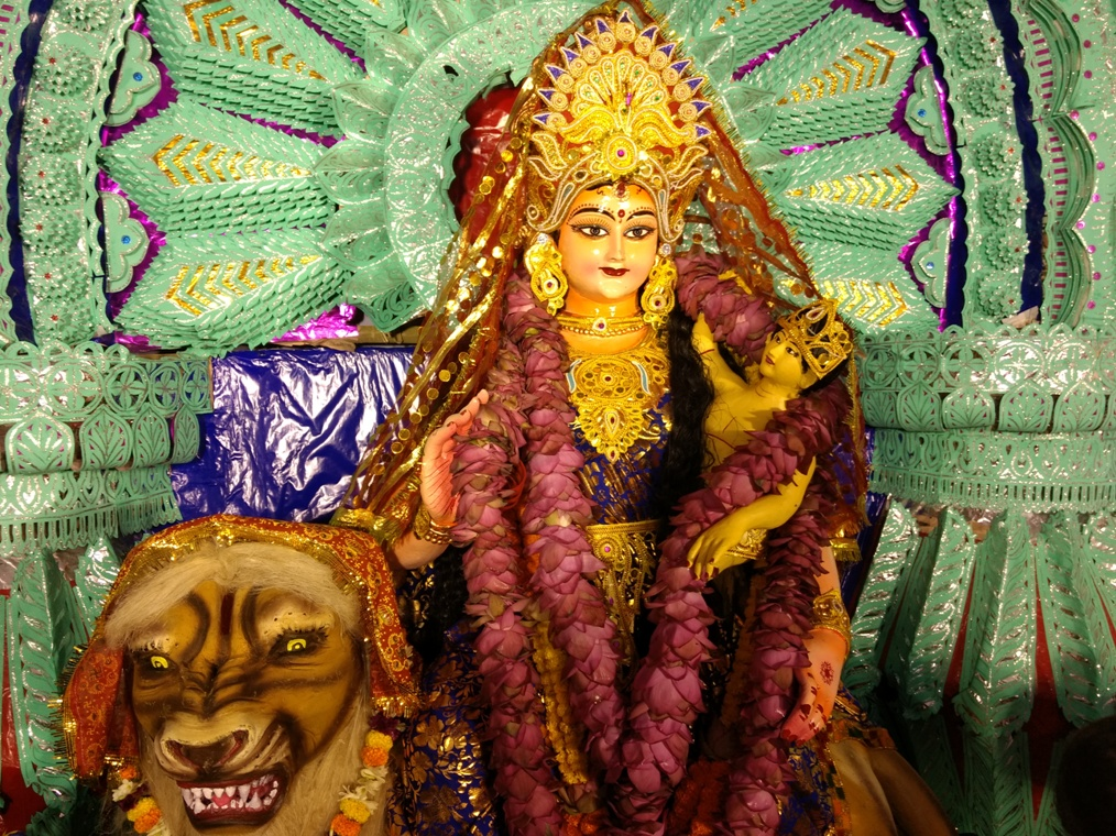 Khudurukuni Puja at Nayapally Chandni Sahi