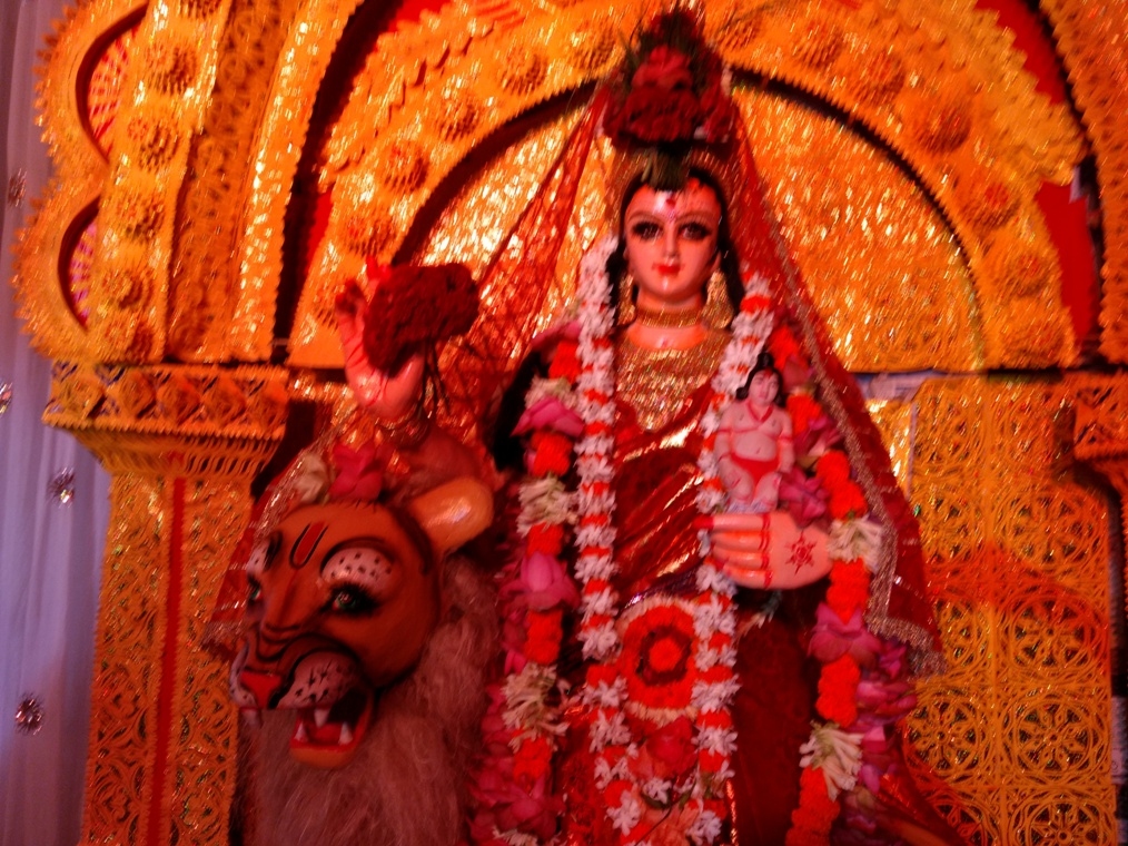 Khudurukuni Puja at Nayapally Upara Sahi