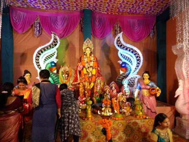 Khudurukuni Puja at Baramunda village, BBSR