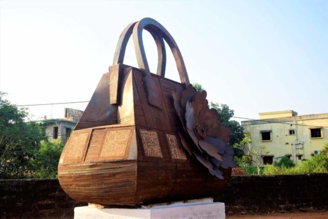 Bhubaneswar Open Air Museum - Vanity