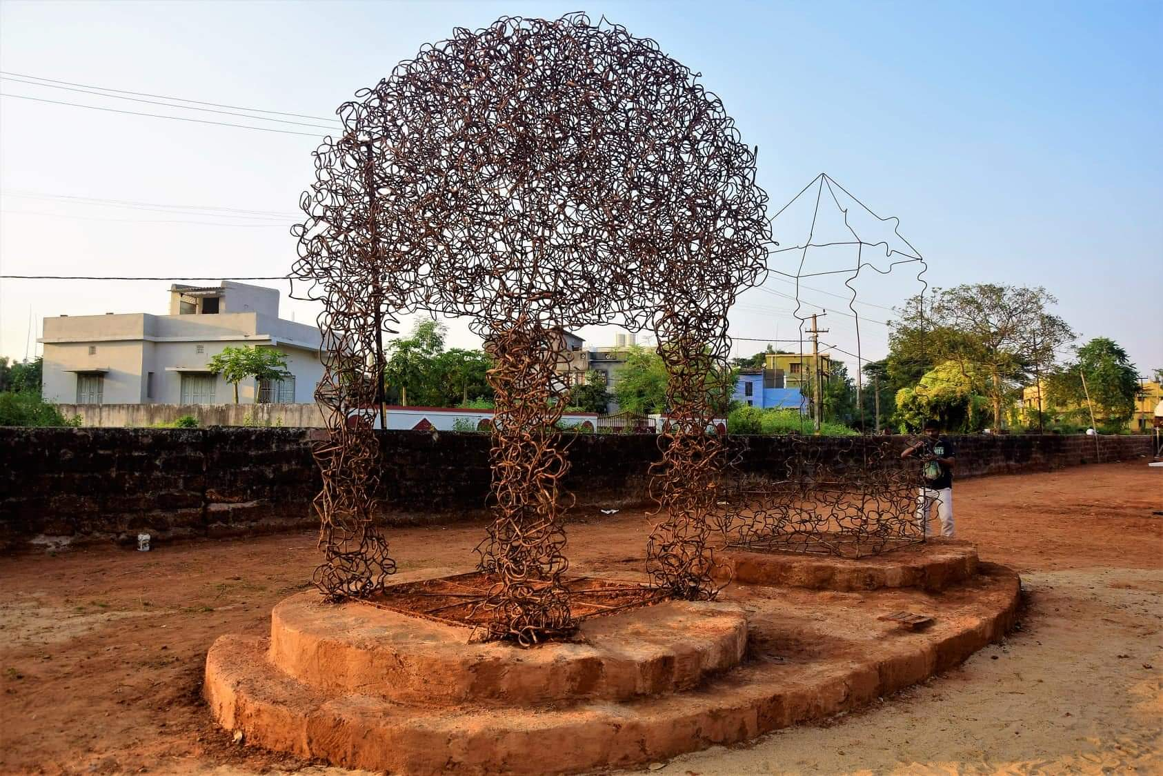 Bhubaneswar Open Air Museum - Spiritual Space