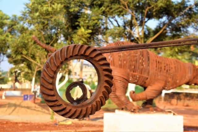 Bhubaneswar Open Air Museum - Mobile