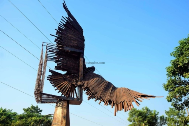Bhubaneswar Open Air Museum - Bird