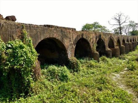 Heritage Bridges of Jagannath Sadak