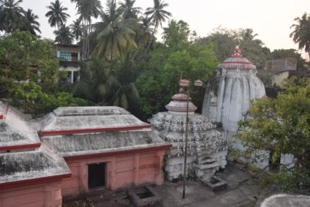 The Jaga Ghara Culture of Puri